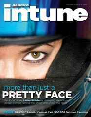 InTune Magazine Cover