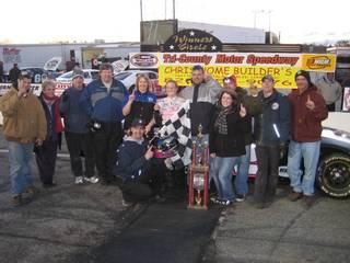 Team Shot First Win Super Cup Stock Car Series