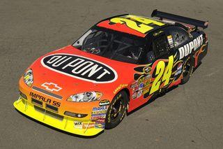Jeff Gordon 09 Car Firestorm