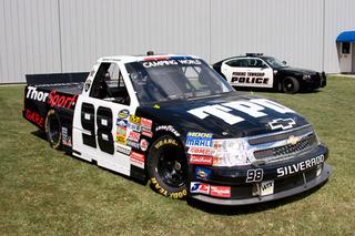 Michael McDowell Truck