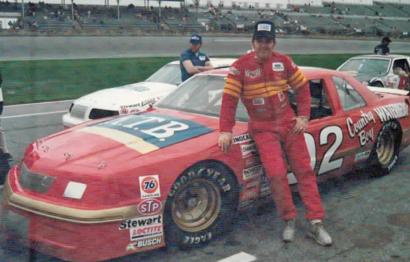 Lee Raymond Race Car Driver