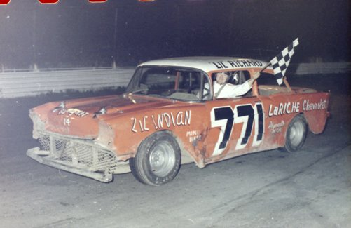 Years Of Figure Racing At Flat Rock From The Beginning Arca
