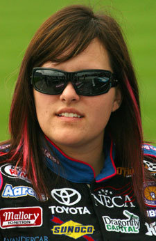 Owens Fastest Female in Daytona Test; Spending Holidays in the Big Apple; Off-Season Charity too