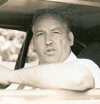 ARCA's Andy Hampton, a Kentuckiana Legend