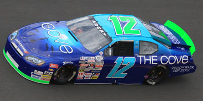 """Münter's """"The Cove"""" Car Voted ARCA's Best Look"""