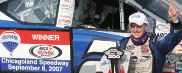 McDowell, Other ARCA Winners Entered Out West