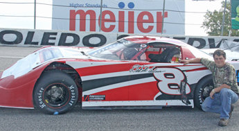 ARCA Gold Cup Late Model Champ Carlson Living the Dream at Daytona; Testing Resumes Saturday