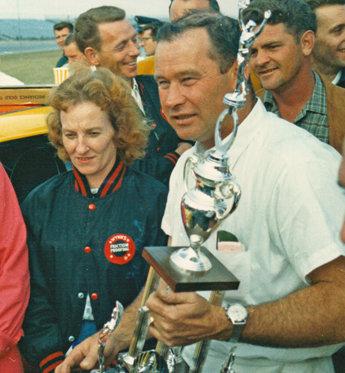 WW II Veteran Nelson Stacy Wins Inaugural ARCA Race at Daytona; Countdown to Daytona Continues