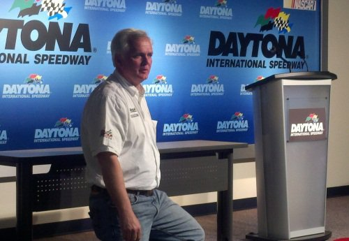 ARCA cars, drivers make it through inspection prior to hitting track at Daytona