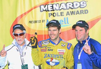 Venturini Motorsports sweeps front row at Daytona