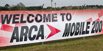 Sweet Home Alabama, ARCA Mobile 200 Saturday