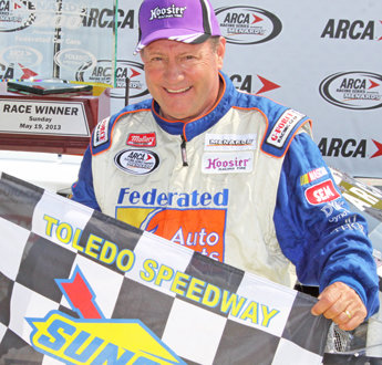 Schrader: experience the best teacher at Toledo; post-race notes & quotes from Menards 200