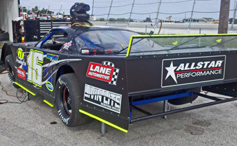 Outlaw Cars Wicked Fast Arca Racing Series Vet Brian Ross Returns