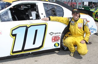 Speer to graduate from college before attending PRI show, ARCA banquet