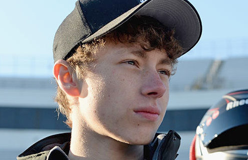 Turner Scott Motorsports enters 17-year-old rookie Brandon Jones at Salem