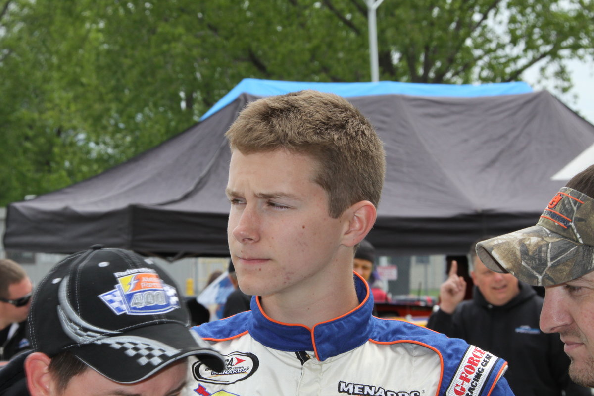 17-year-old Tifft ready for superspeedway debut