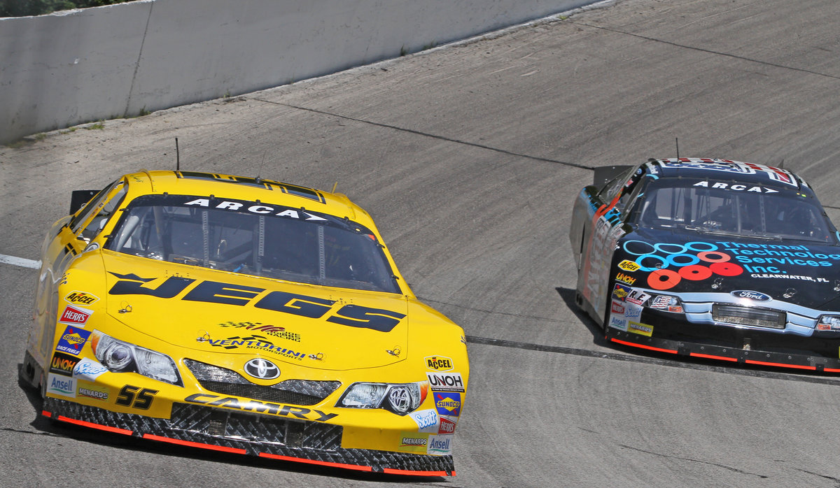 Coughlin building on speedway experience; Ansell ActivArmr 150 at Chicagoland next