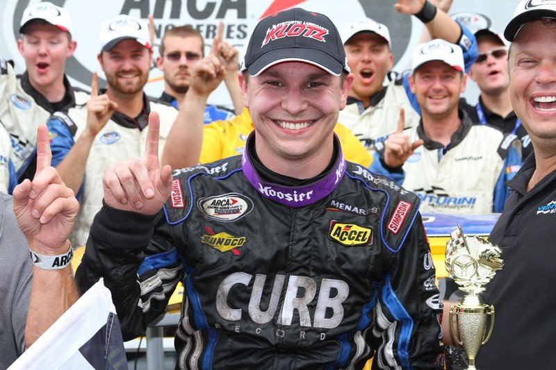 Swindell successful in substitute role for Venturini Motorsports