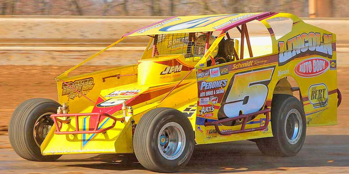 """Where are they now?"" ... the incredible career of modified man/ARCA winner Jimmy Horton"