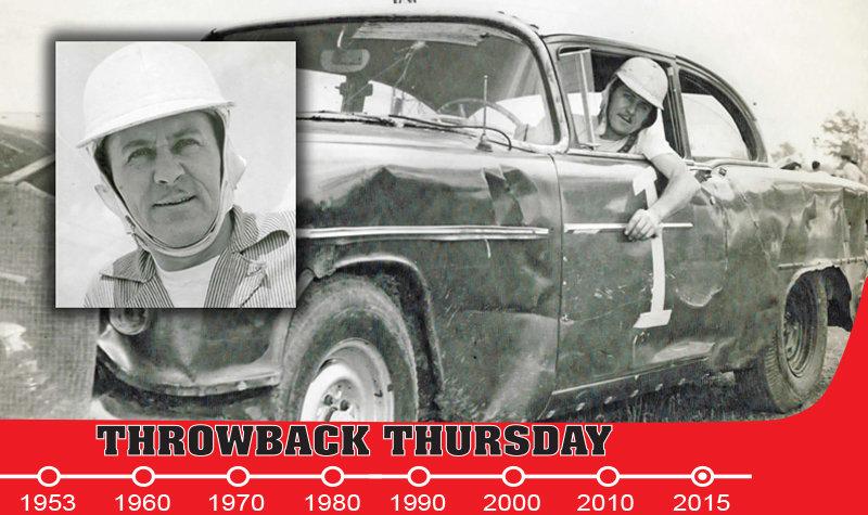 Keokuk, Iowa's Ernie Derr…ARCA's first winner in Alabama