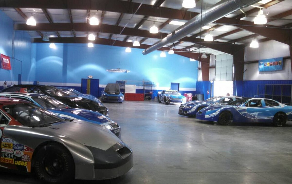 Lira Motorsports moves into new race shop - ARCA Racing