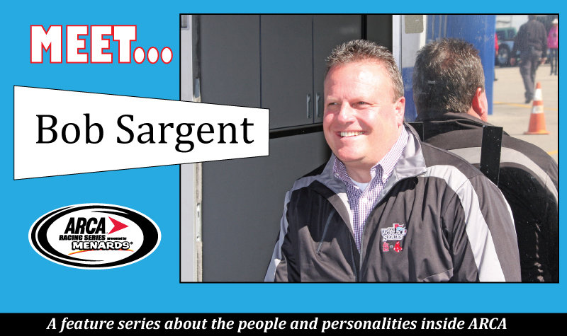 Music City next ARCA adventure for the 'Sargent'