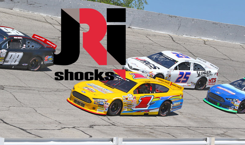 JRi Shocks and Service available directly for ARCA Racing Series