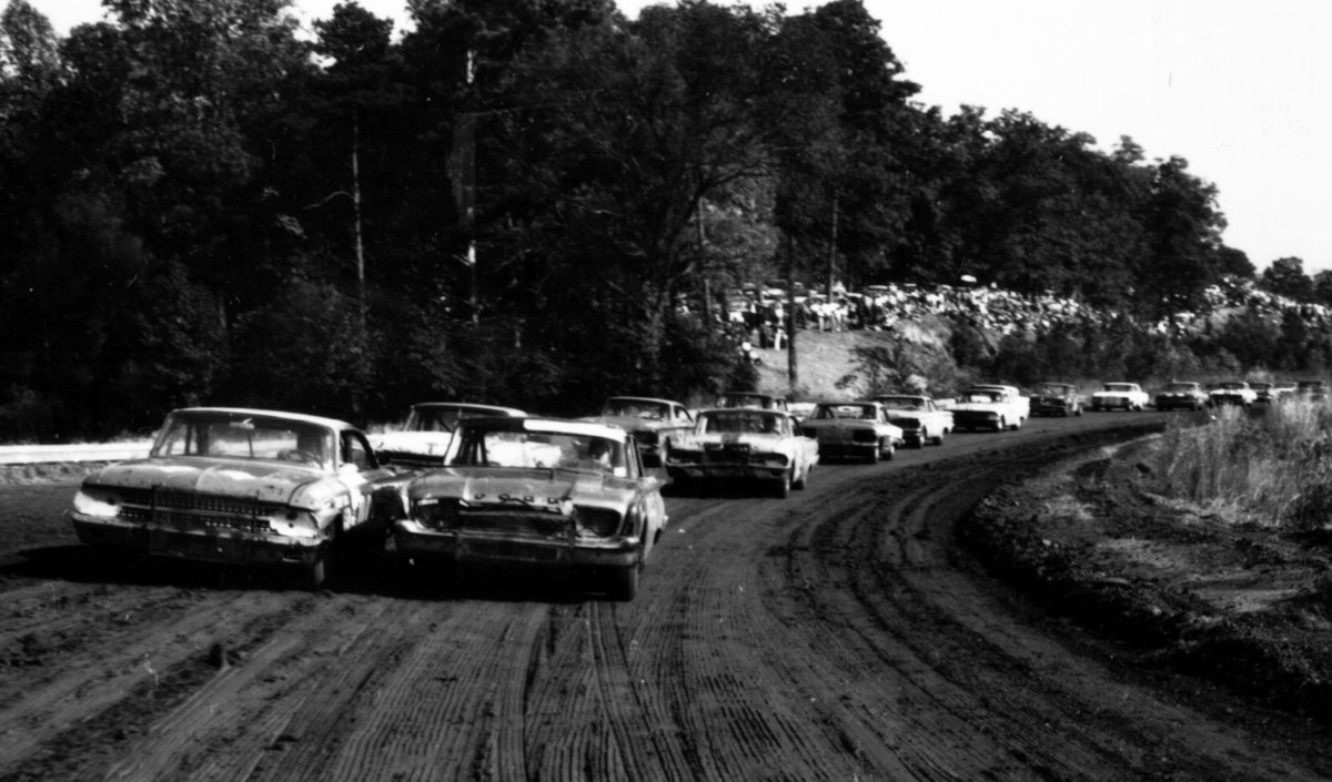 """""""On This Day"""" Harold Smith clinches '61 MARC championship on Lakewood mile dirt. """""""
