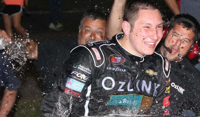 Rookie Grala joins Mason Mitchell Motorsports for Daytona opener