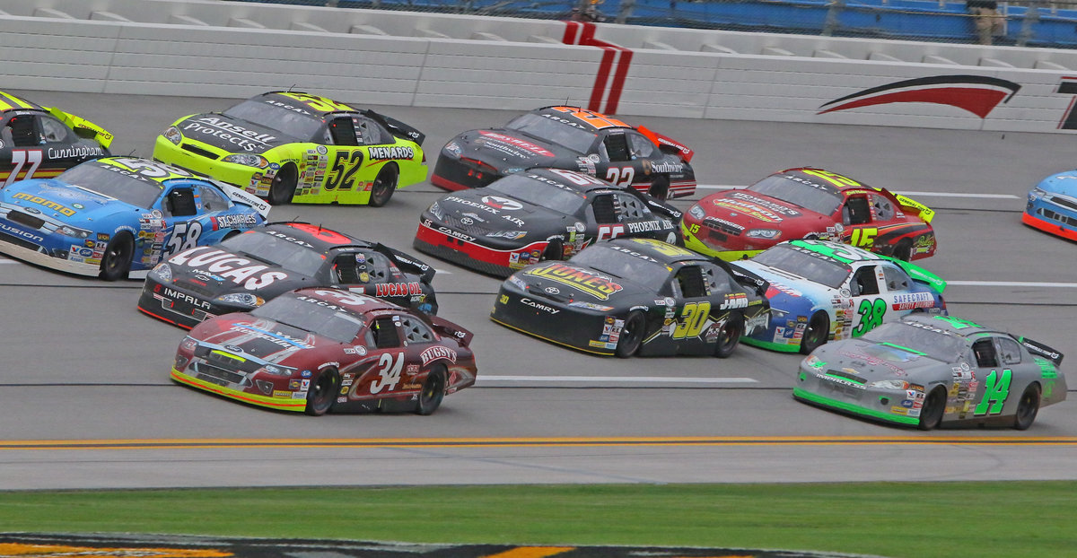End of an era for ARCA steel-bodied cars at Talladega