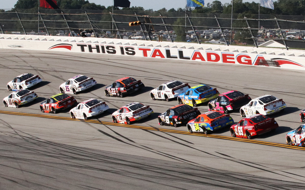 Venturini Motorsports Talladega Rewind