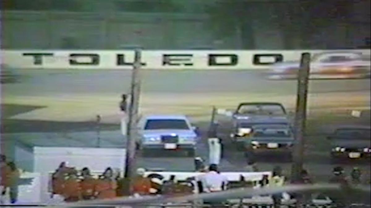 VIDEO: Toledo Speedway
