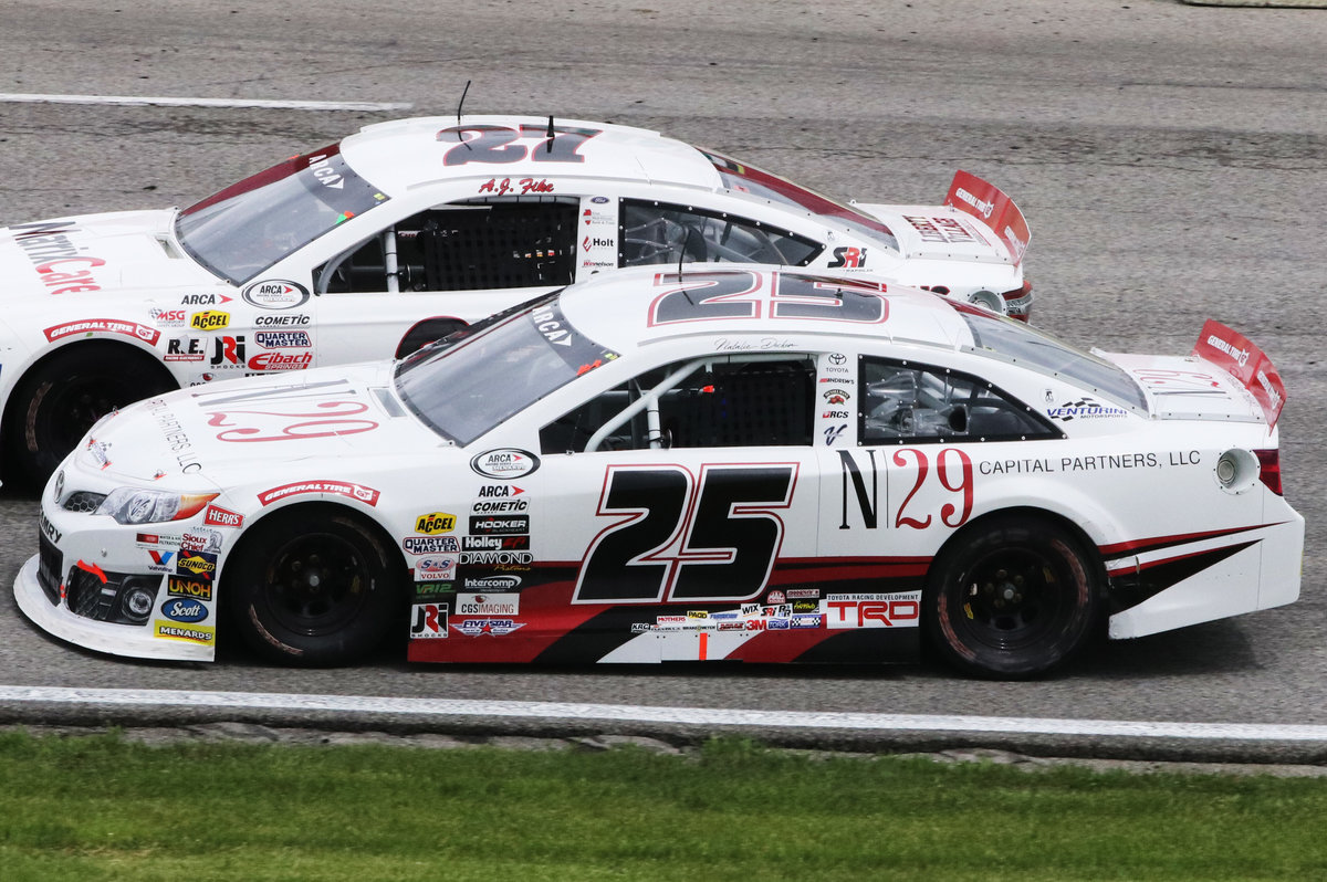 Decker takes Toledo experience to Elko; Shore Lunch 250 next