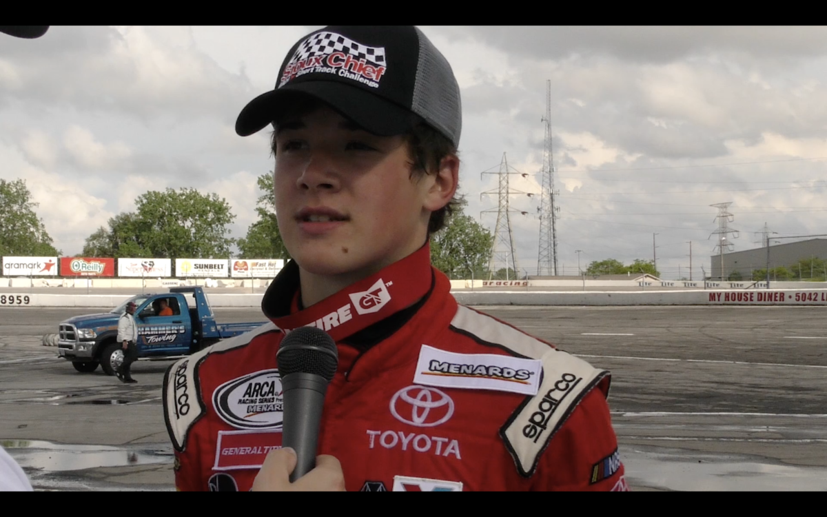 Video: After the Flag Toledo Speedway