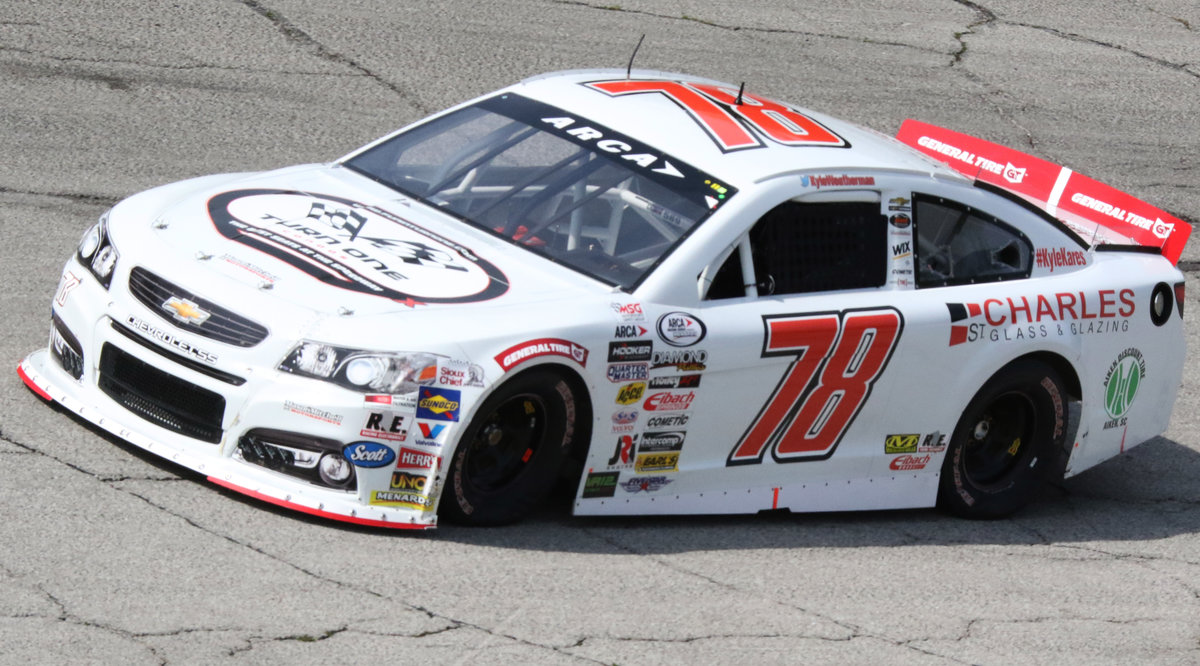 Weatherman returns to MMM 78 car for Pocono - ARCA Racing