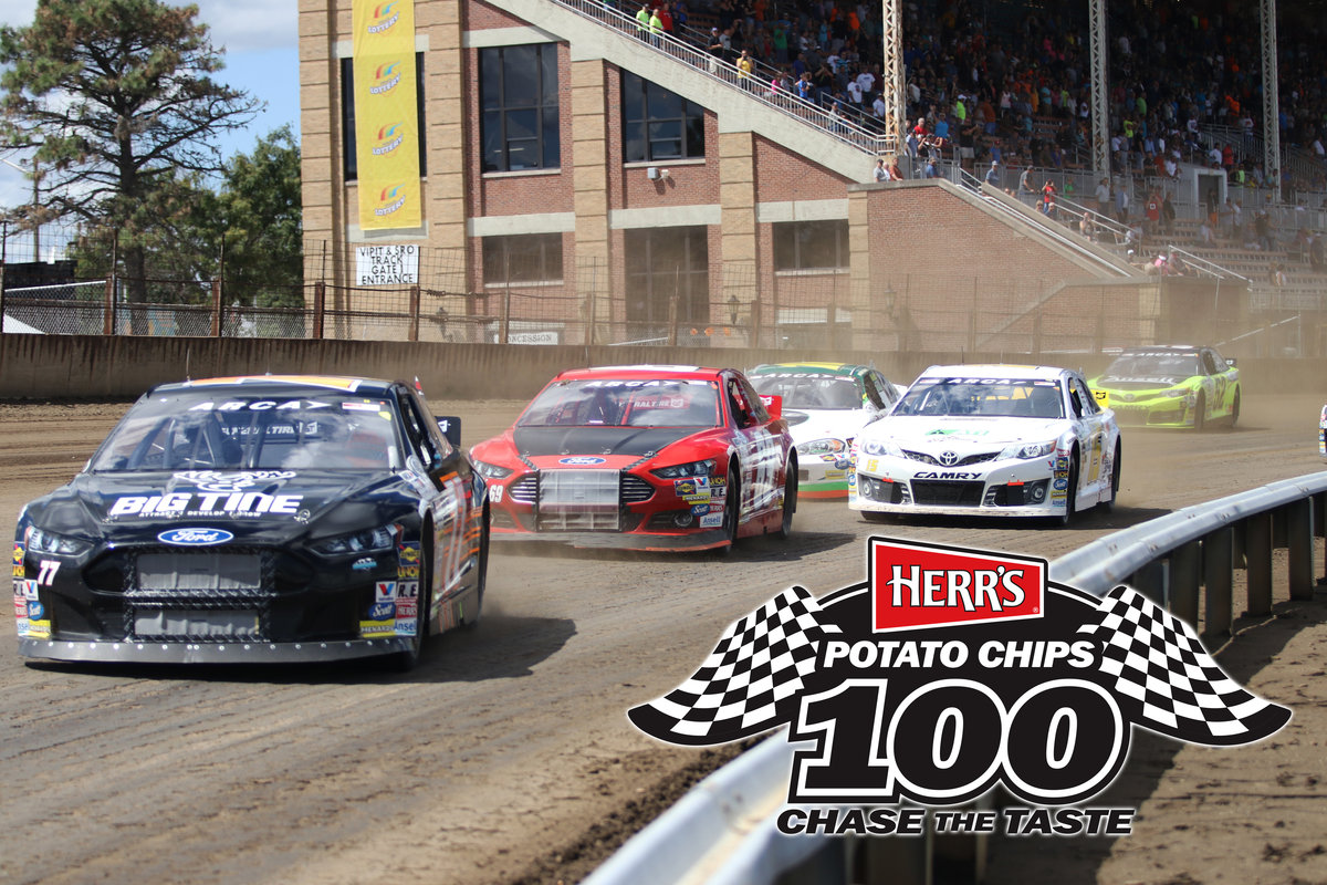 55th Herr's Potato Chips 100 at Springfield Mile Dirt; discounted Tix at Menards