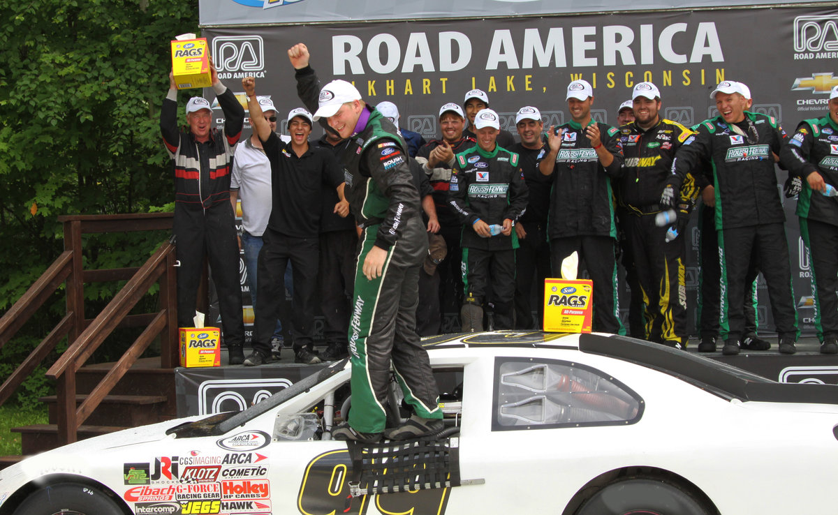 ARCA returns to Road America; Series road course history back to '58