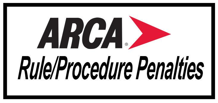 Post-race Road America penalties issued