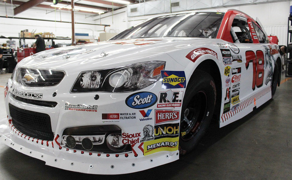 4819aaa9e Purdy returns; MMM coming with Dale Jr. Throwback at Salem - ARCA Racing