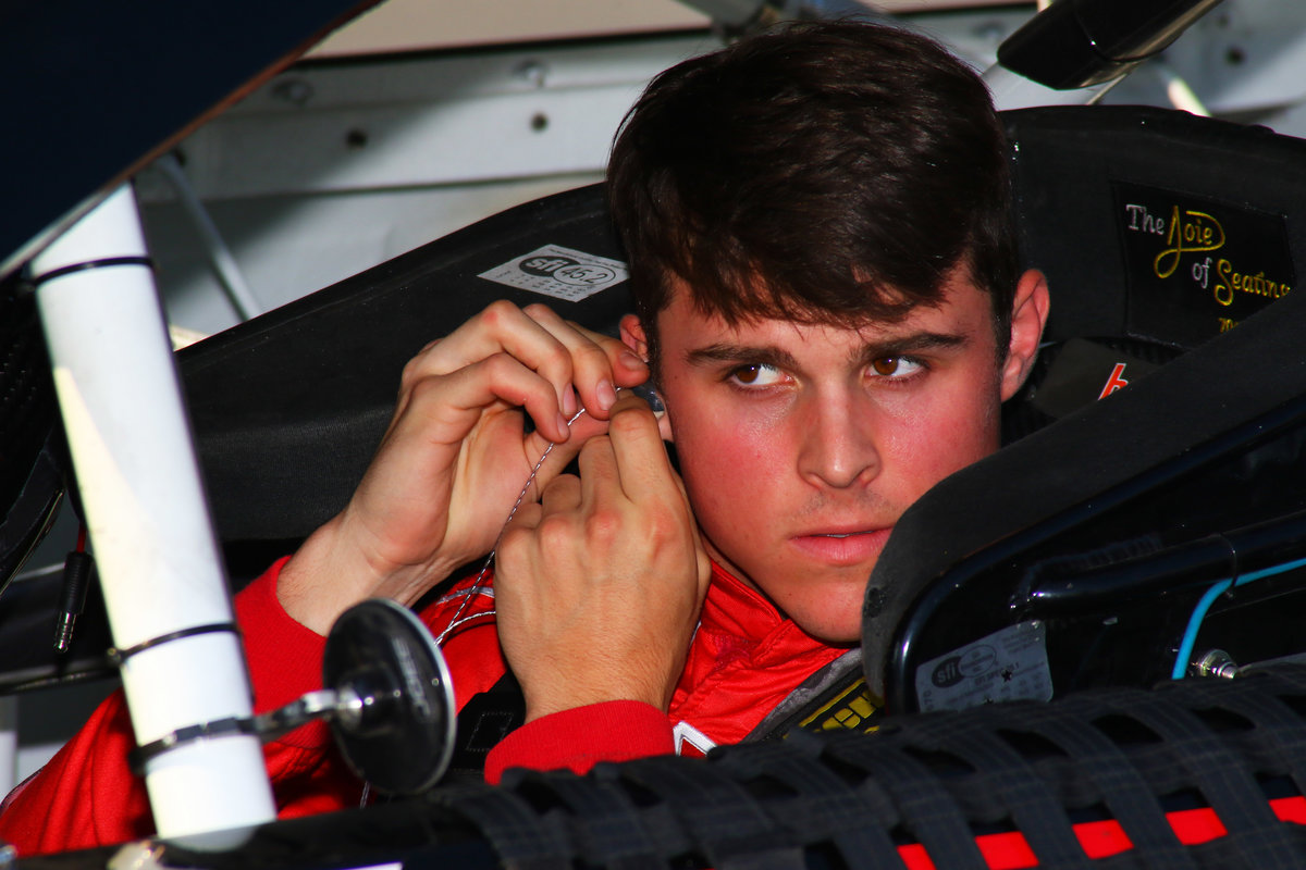Newly-crowned CARS champ Cole Rouse coming to Kansas with confidence