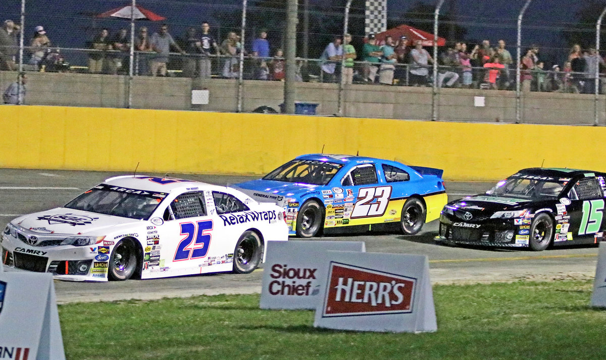 ARCA returns to Berlin short-track for milestone 30th event