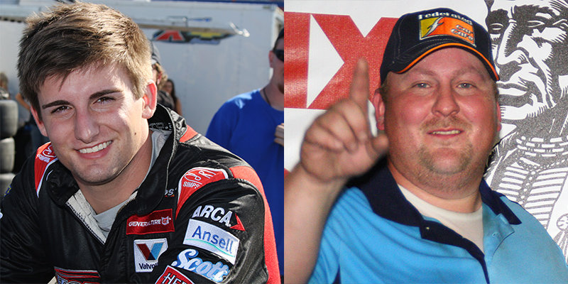Holmes and crew chief Weber join forces for 2018