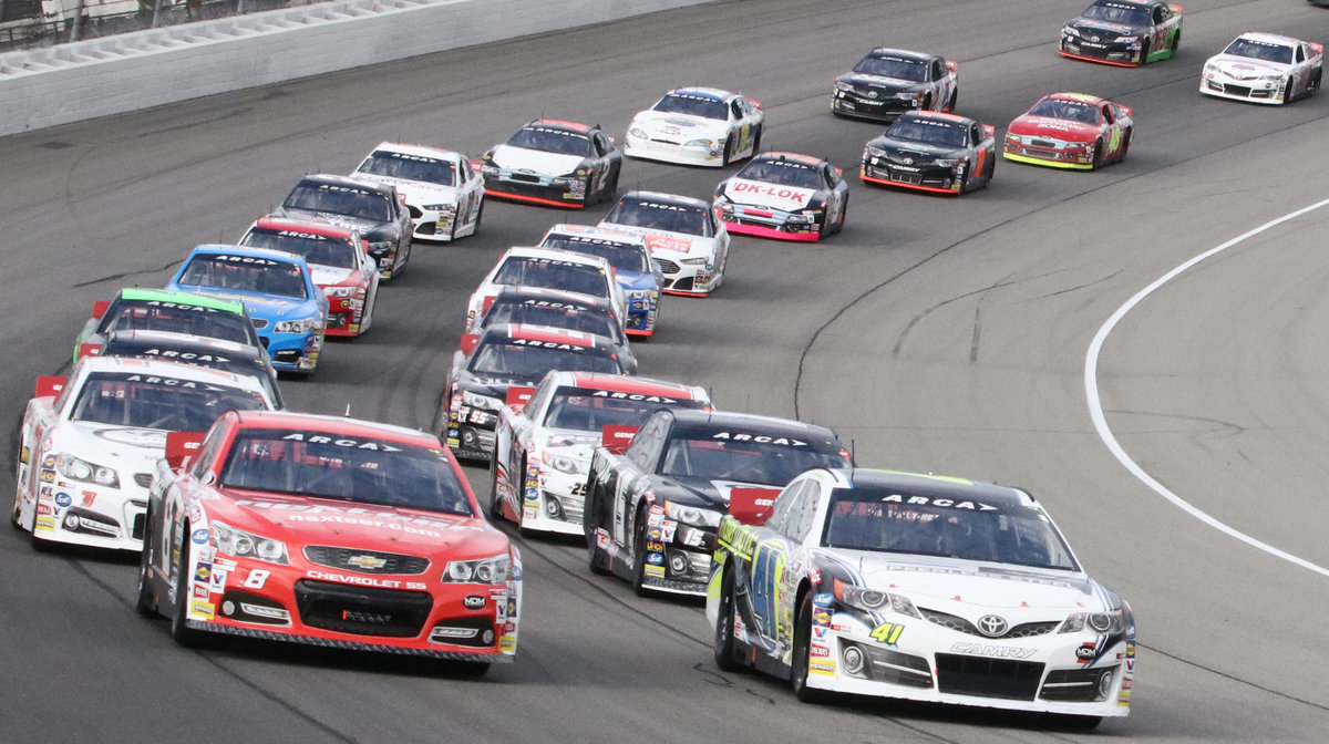 ARCA heads home to Michigan; 37th ARCA 200 coming in '18