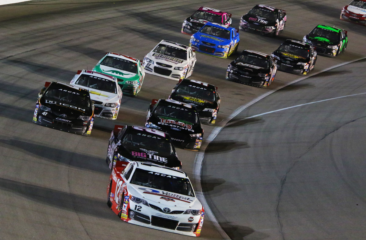 2018 ARCA schedule released; Charlotte, Gateway, Berlin return