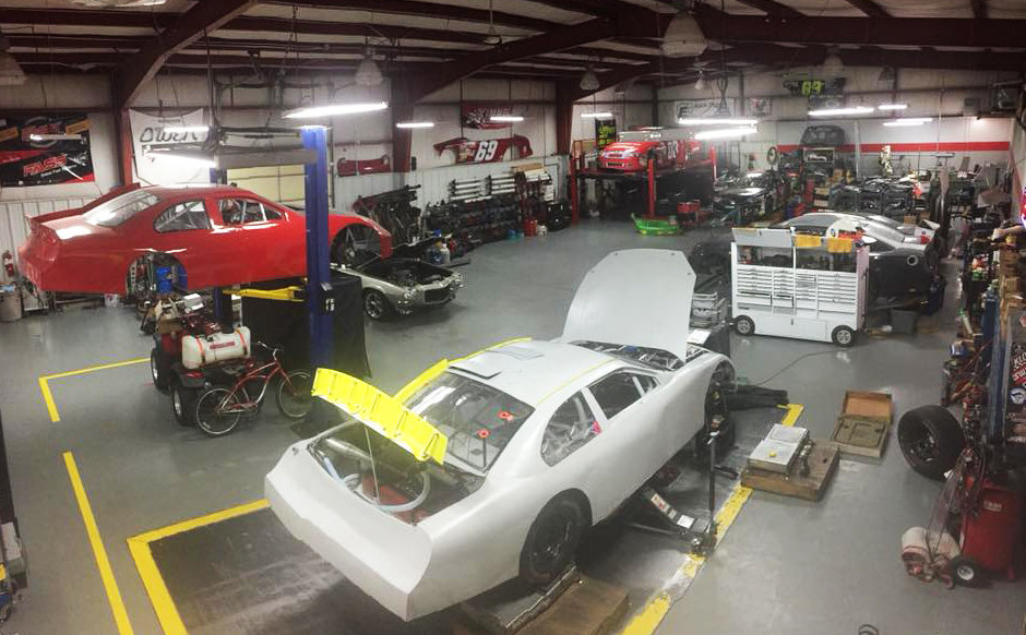 """From the Shop"" ... Kimmel Racing update"