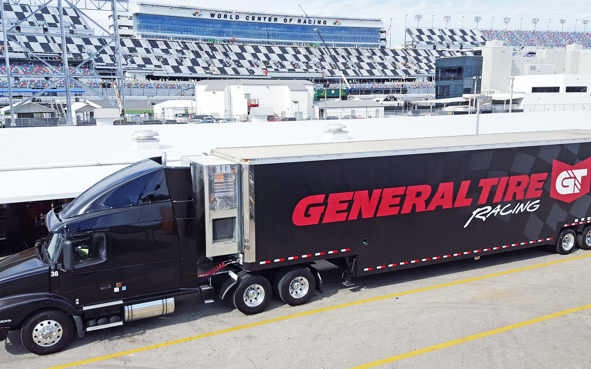 General Tire renews ARCA partnership with multi-year agreement