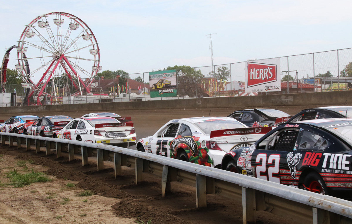 Track Enterprises releases 2018 event schedule; ARCA in for 6
