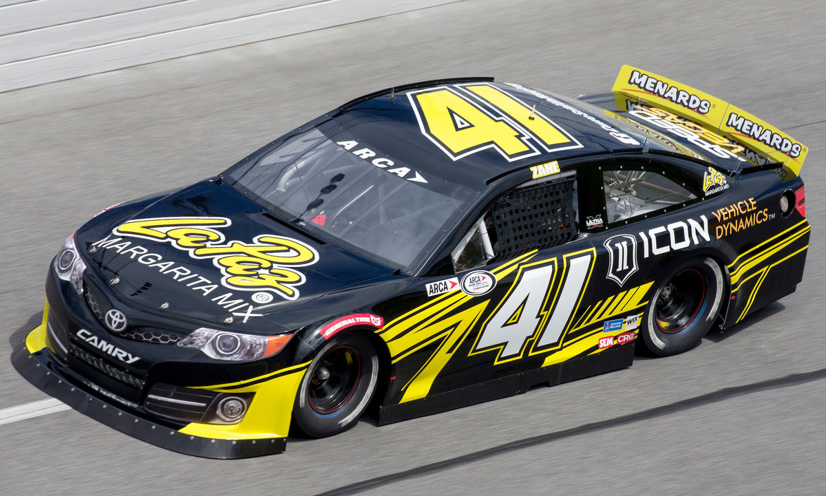 MDM on top in first day open testing at Daytona