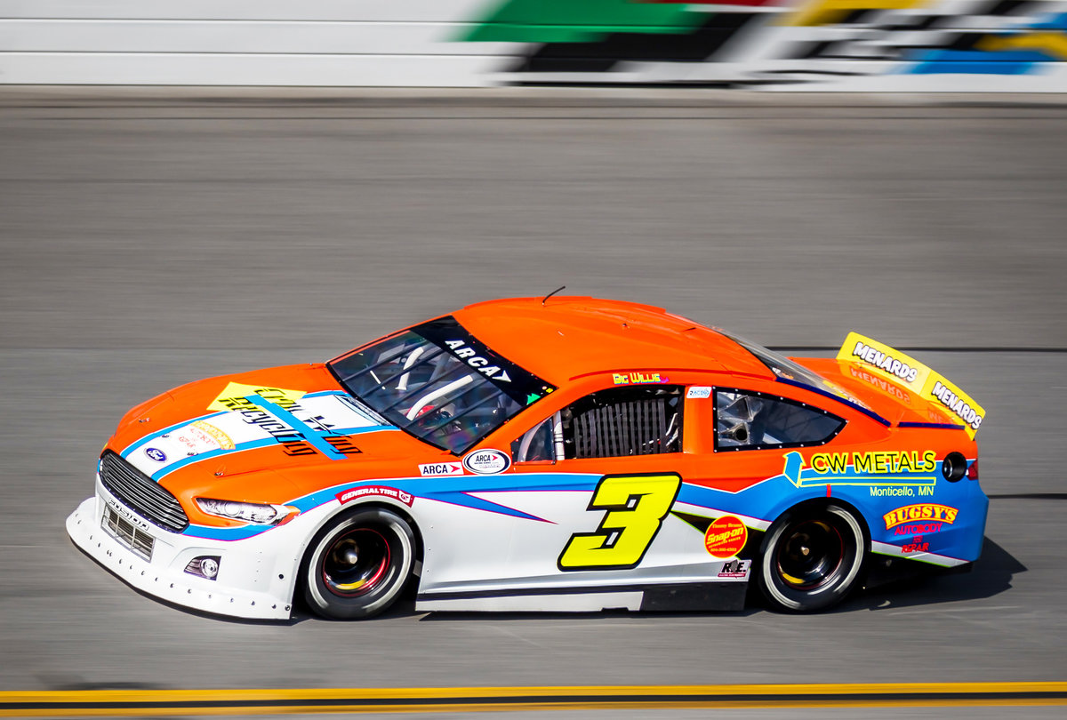 """""""Big Willie"""" 6th-fastest in Daytona testing; team tests several drivers"""