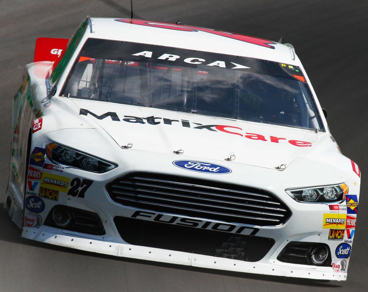 Braden looks ahead to first full ARCA season, starts at Daytona